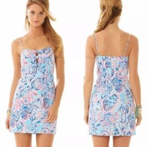 Lilly Pulitzer | Petra Shell Me Out Mini Dress~0